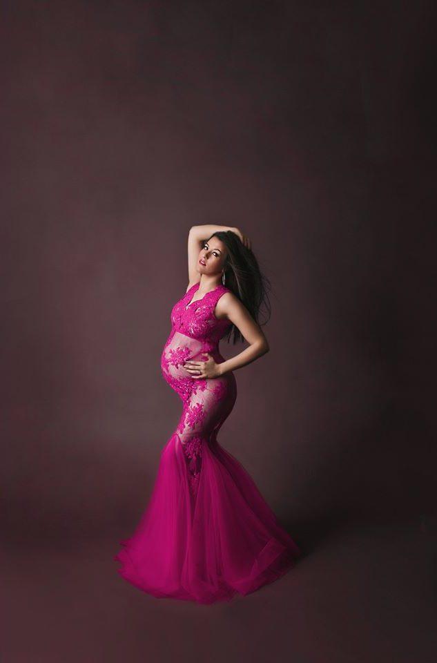 Shooting grossesse femme enceinte Martigues Fos