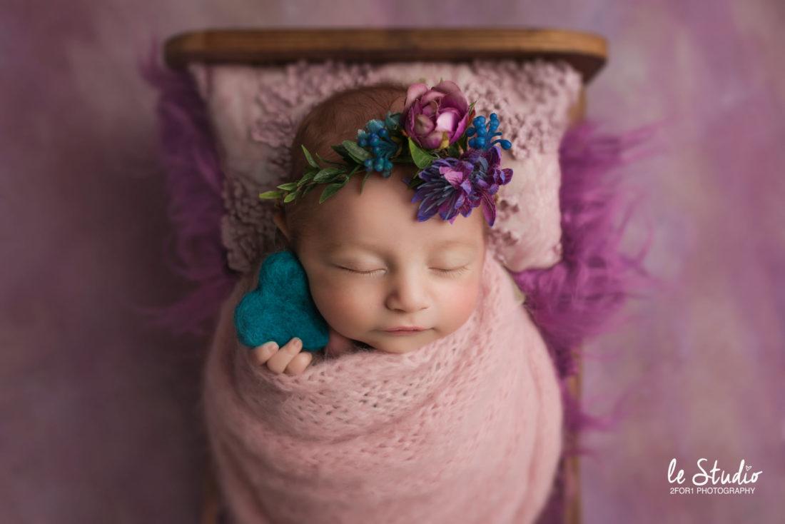 photographe bébé Martigues